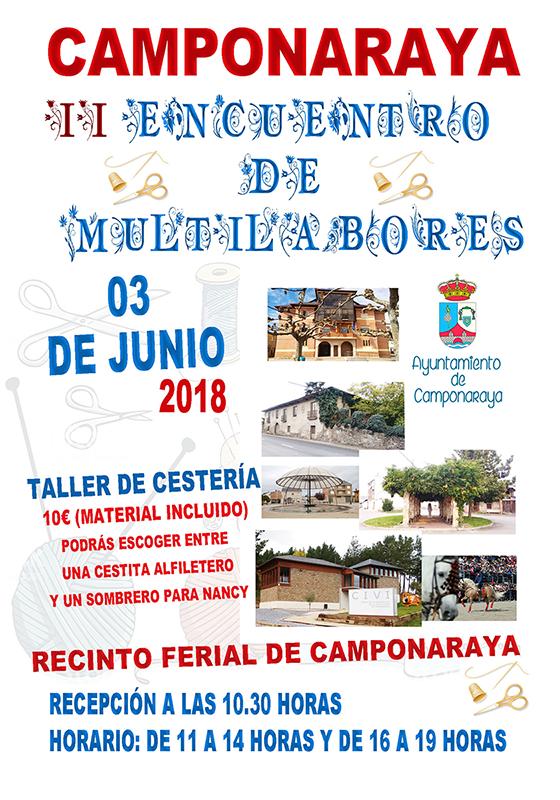 Planes en Ponferrada y el Bierzo para el fin de semana. 1 al 3 de junio 2018 20