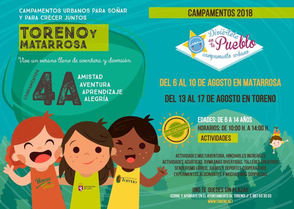 Campamentos de verano para niños 2018 en Ponferrada y El Bierzo 46