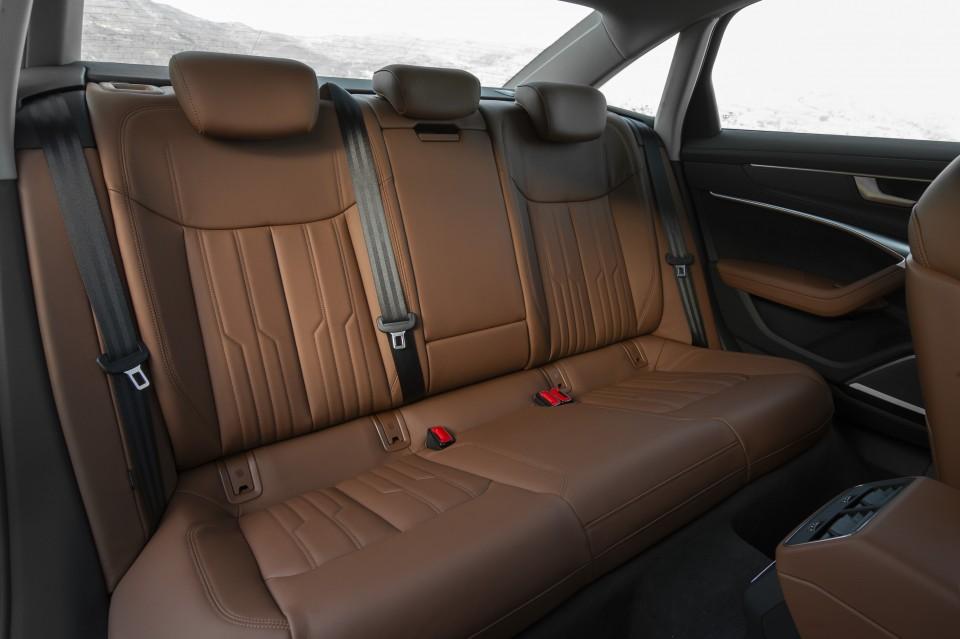 El nuevo Audi A6 2