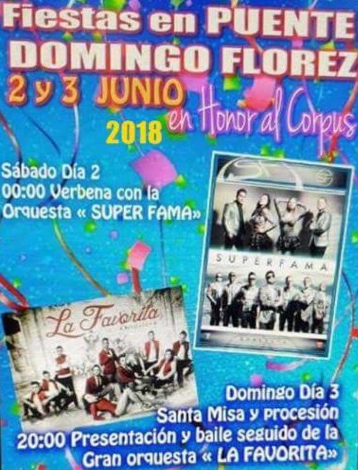 Fiestas del Corpus 2018