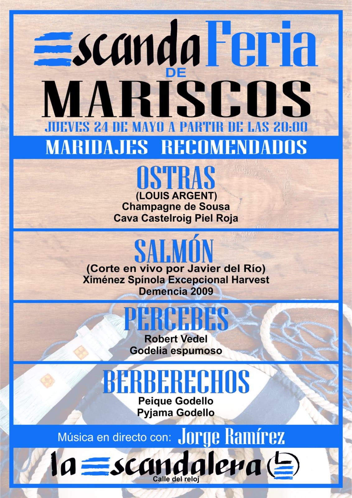 EscandaFeria de Mariscos 2