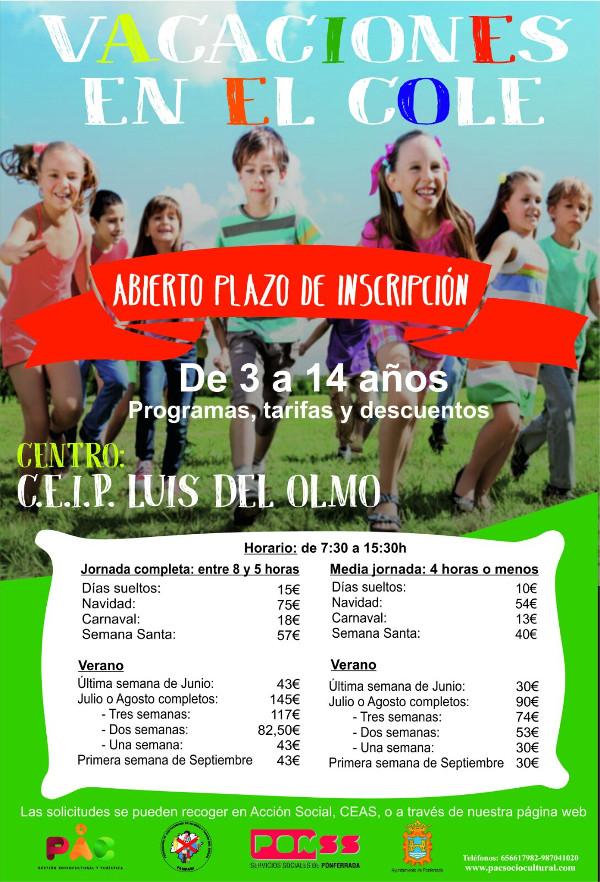 Campamentos de verano para niños 2018 en Ponferrada y El Bierzo 37