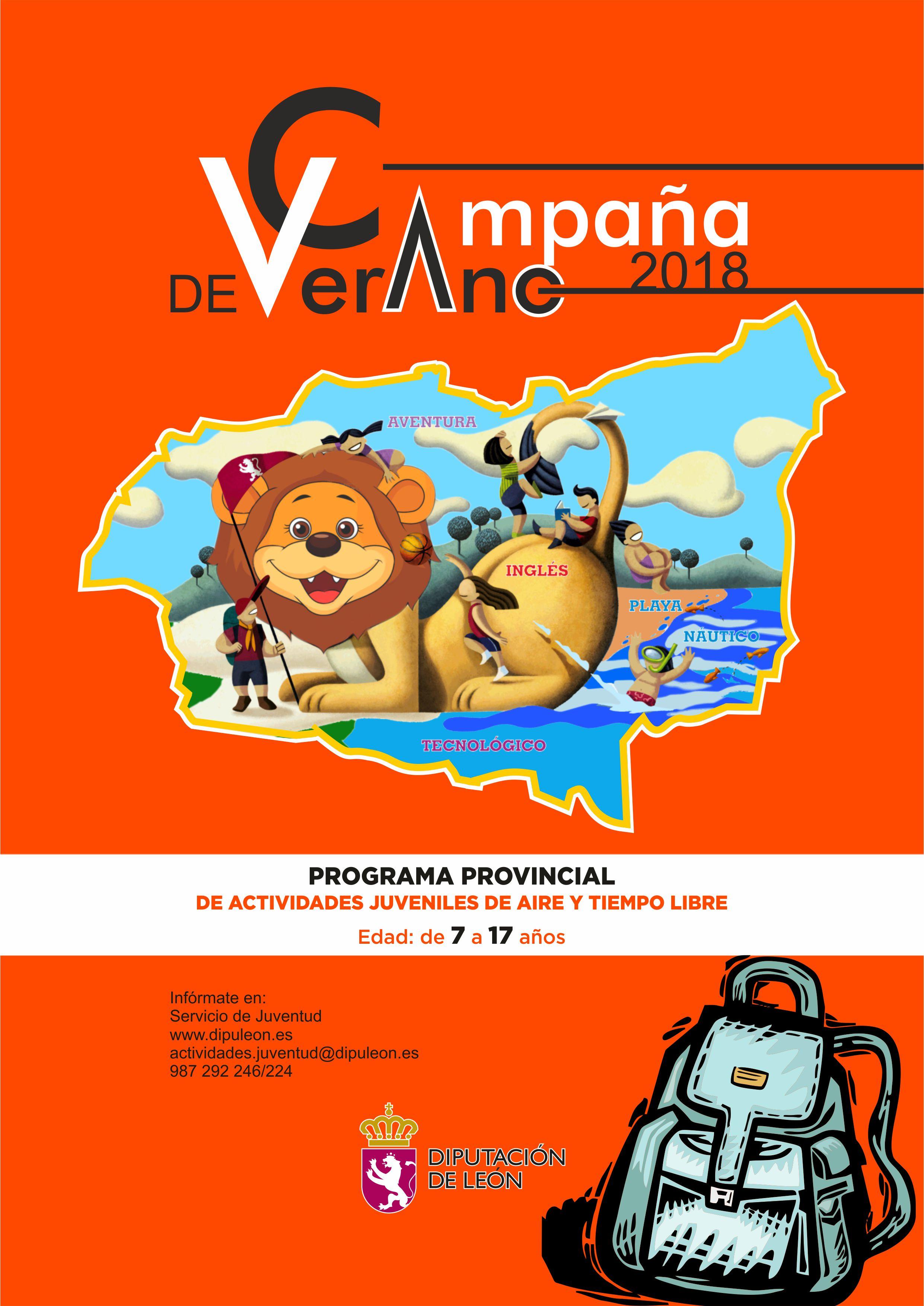 Campamentos de verano para niños 2018 en Ponferrada y El Bierzo 40