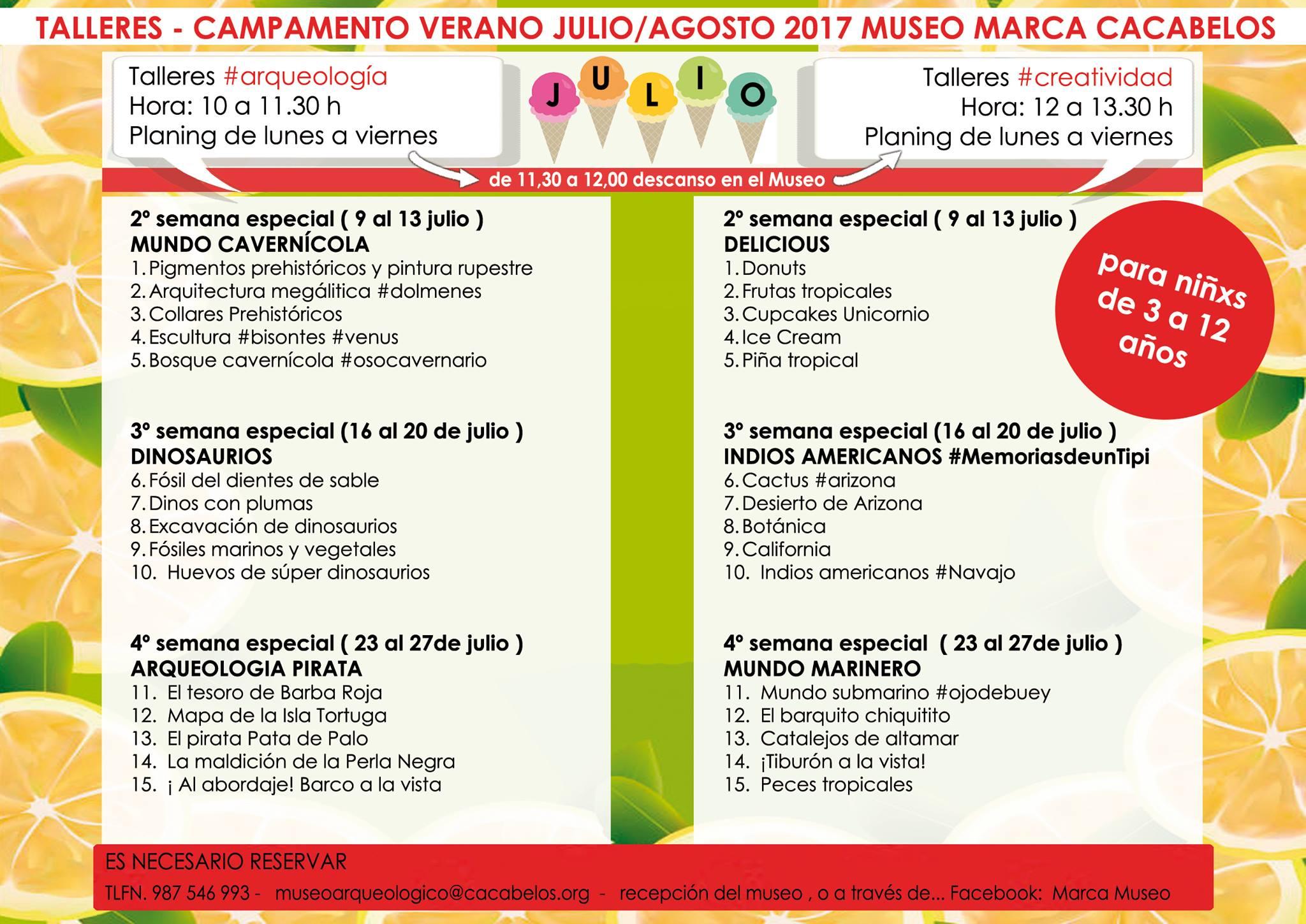 Campamentos de verano para niños 2018 en Ponferrada y El Bierzo 48