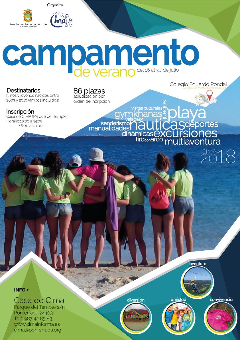 Campamentos de verano para niños 2018 en Ponferrada y El Bierzo 47