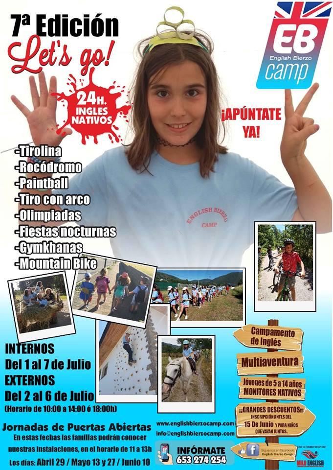 Campamentos de verano para niños 2018 en Ponferrada y El Bierzo 22
