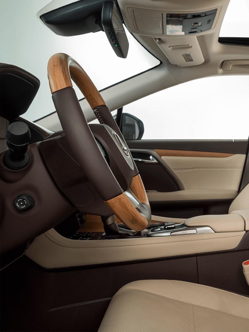 Nuevo Lexux RX 450h L (7 Plazas) 3