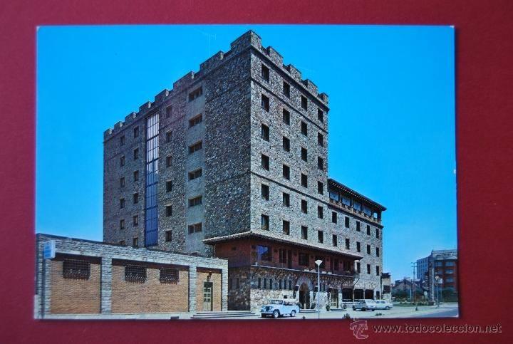 50 años del Hotel del Temple en Ponferrada, el capricho de Pedro Barrios 14