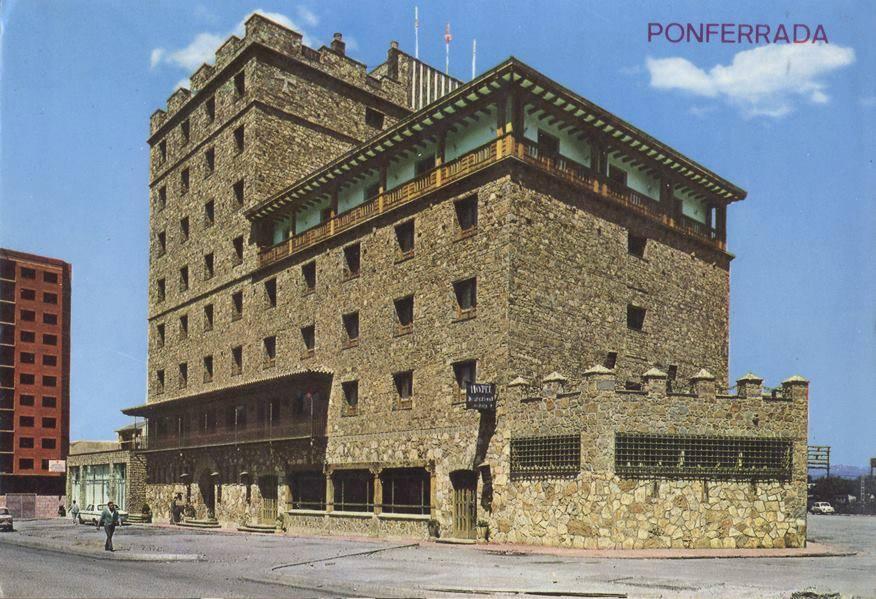 50 años del Hotel del Temple en Ponferrada, el capricho de Pedro Barrios 15