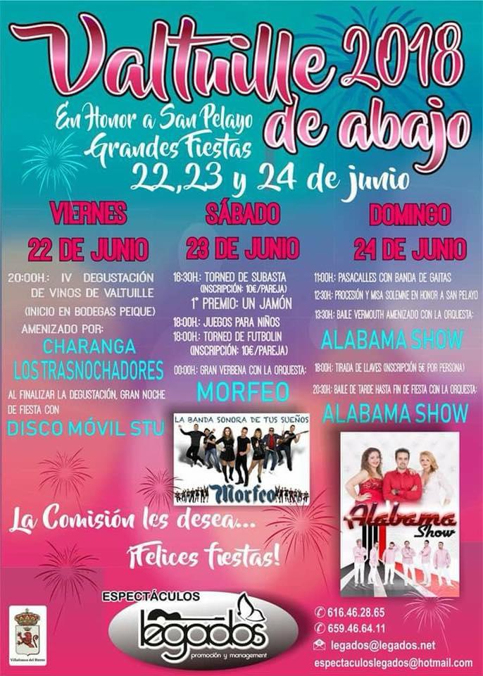 Planes en Ponferrada y El Bierzo para el fin de semana. 22 al 24 de junio 2018 6