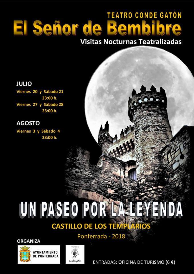Planes en Ponferrada y El Bierzo para el fin de semana 20 al 22 de julio 2018 24