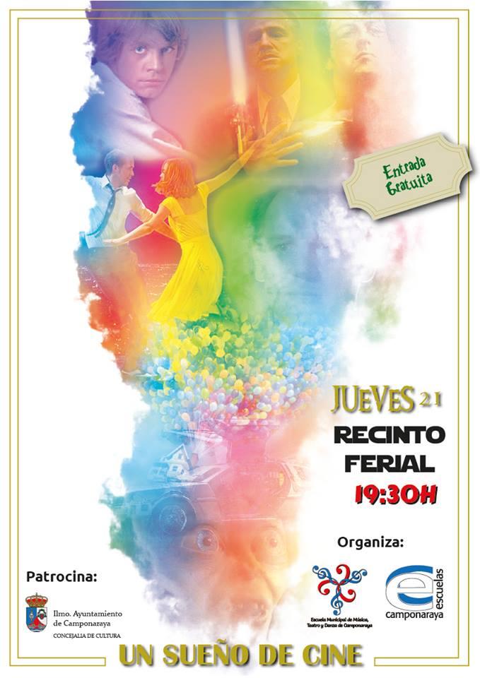 Concierto Fin de Curso Escuela Municipal de Música, Teatro y Danza de Camponaraya.