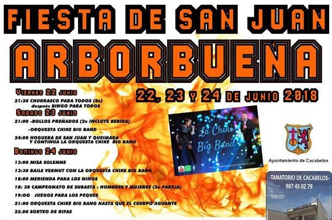 Planes en Ponferrada y El Bierzo para el fin de semana. 22 al 24 de junio 2018 3