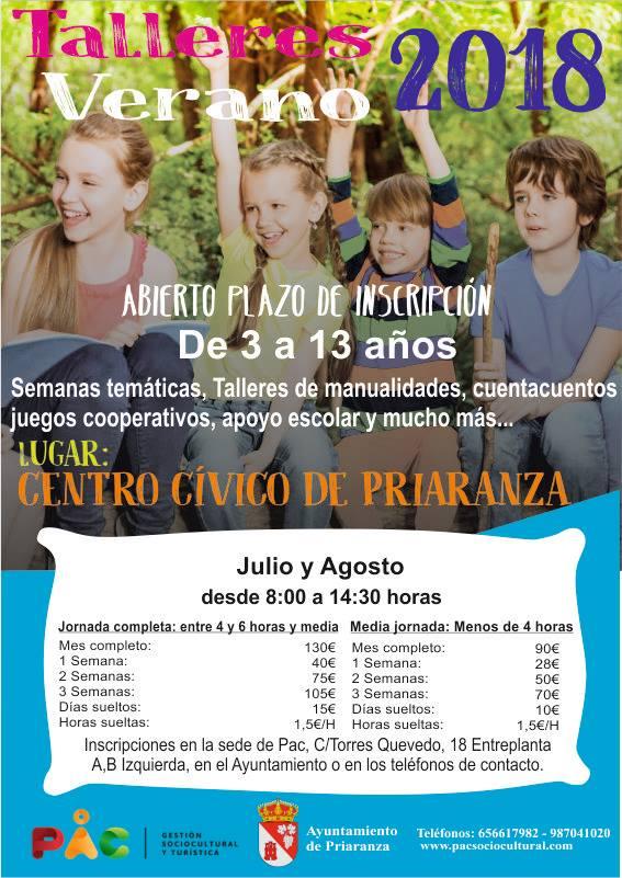 Campamentos de verano para niños 2018 en Ponferrada y El Bierzo 45