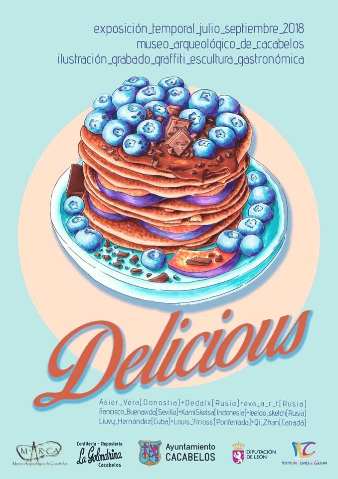 Exposición: Delicious