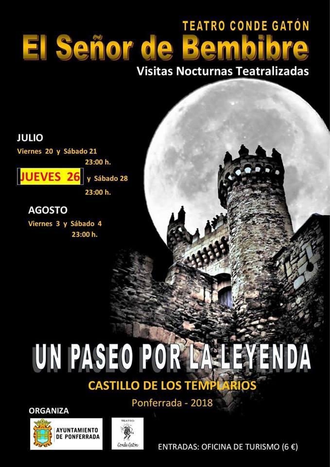 Planes para el fin de semana en Ponferrada y El Bierzo. 3 al 5 de agosto 2018 26