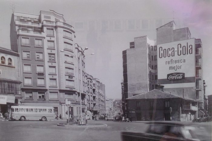 Exposición: Ponferrada, ciudad del dólar
