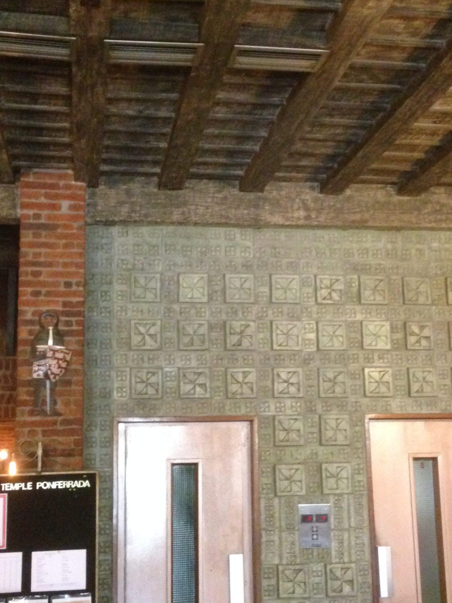 50 años del Hotel del Temple en Ponferrada, el capricho de Pedro Barrios 19