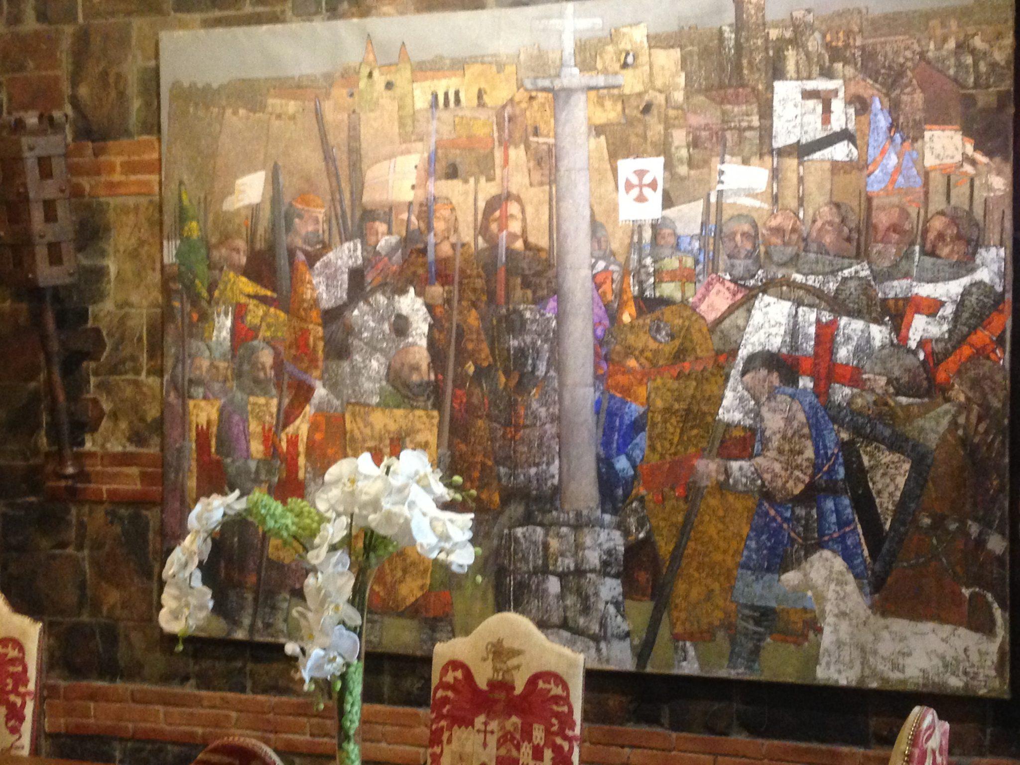 50 años del Hotel del Temple en Ponferrada, el capricho de Pedro Barrios 18