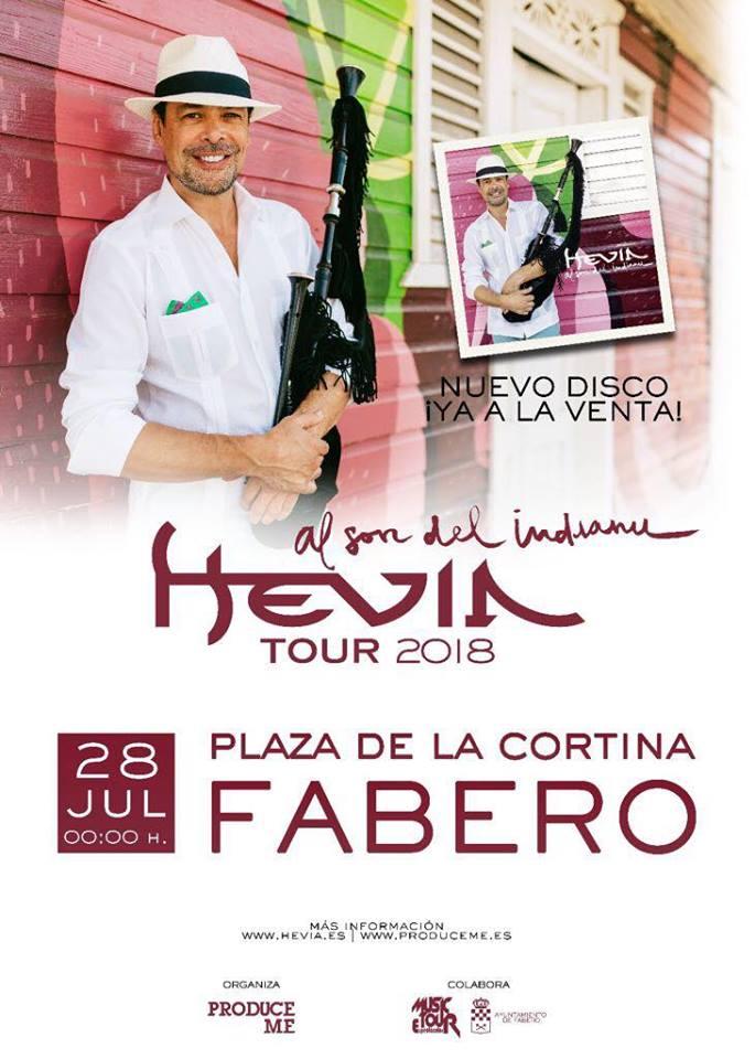 Fiestas del Verano 2018 en Fabero. Programa 4