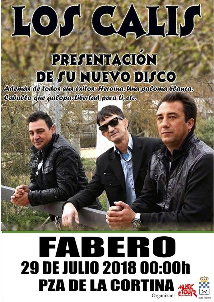 Fiestas del Verano 2018 en Fabero. Programa 6