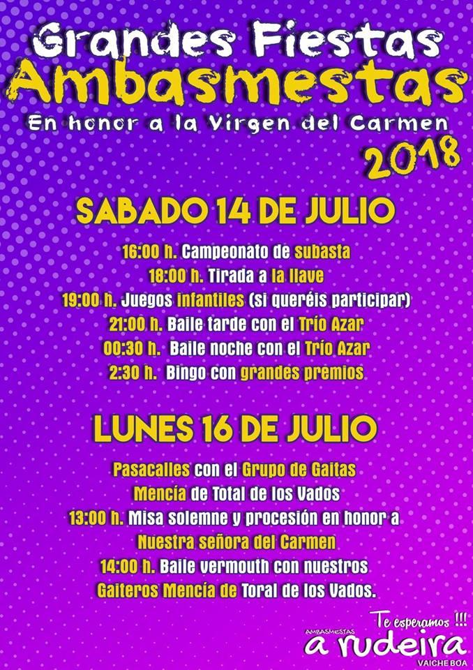 Planes de ocio en Ponferrada y El Bierzo para el fin de semana. 13 al 15 de julio 2018 4