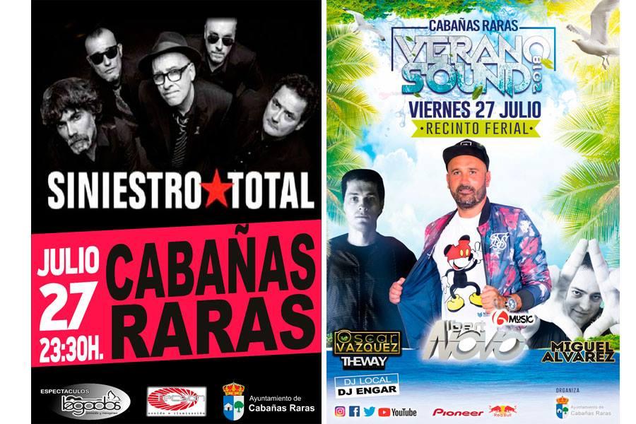 Grandes Fiestas en honor a Santa Ana 2018 en Cabañas Raras 4