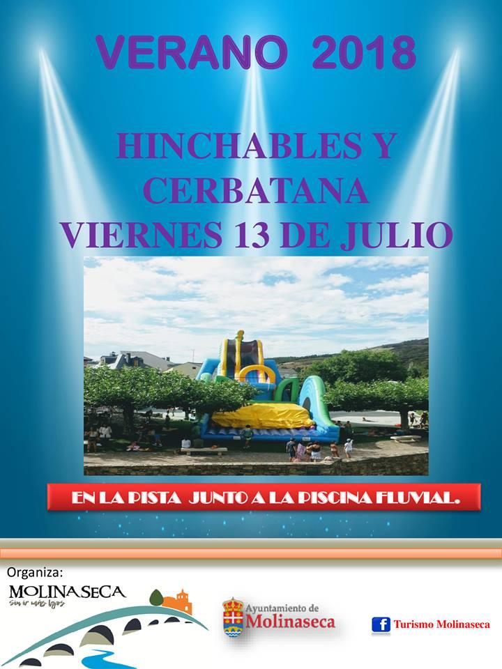 Planes de ocio en Ponferrada y El Bierzo para el fin de semana. 13 al 15 de julio 2018 11