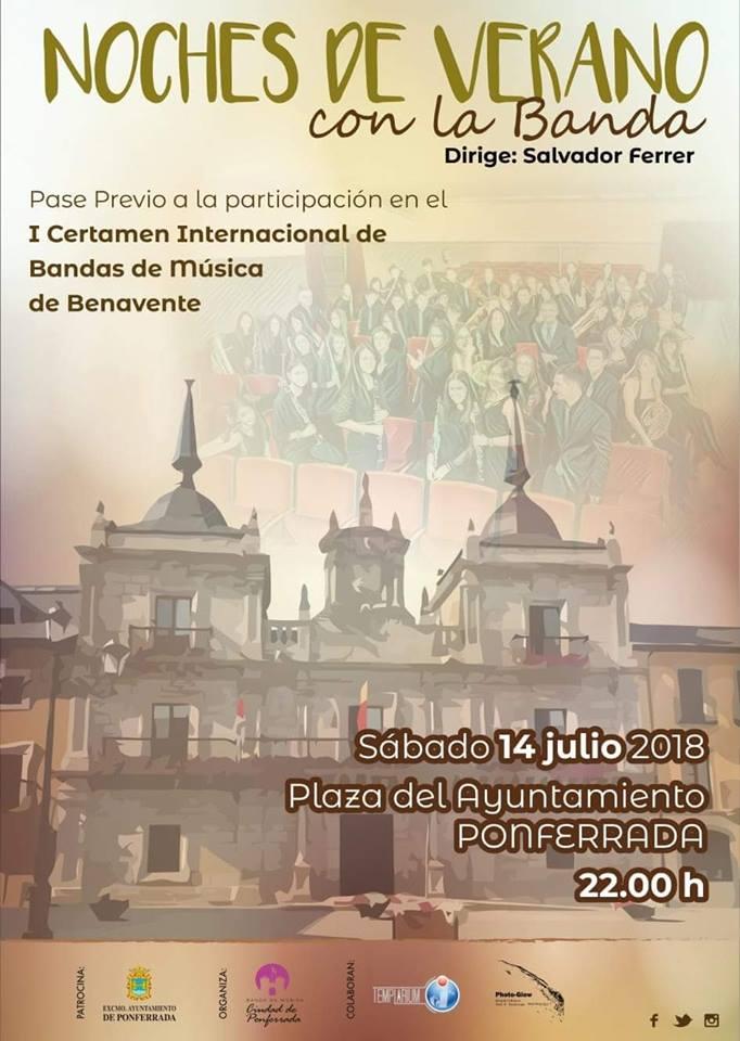 Planes de ocio en Ponferrada y El Bierzo para el fin de semana. 13 al 15 de julio 2018 23