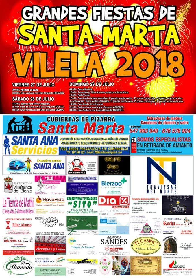 Planes en Ponferrada y El Bierzo para el fin de semana 27 al 29 de julio 2018 9