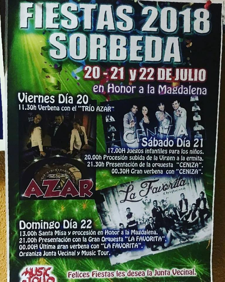 Planes en Ponferrada y El Bierzo para el fin de semana 20 al 22 de julio 2018 3