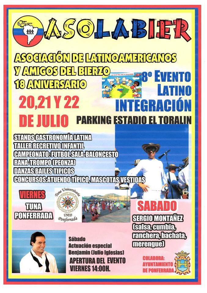 Planes en Ponferrada y El Bierzo para el fin de semana 20 al 22 de julio 2018 16