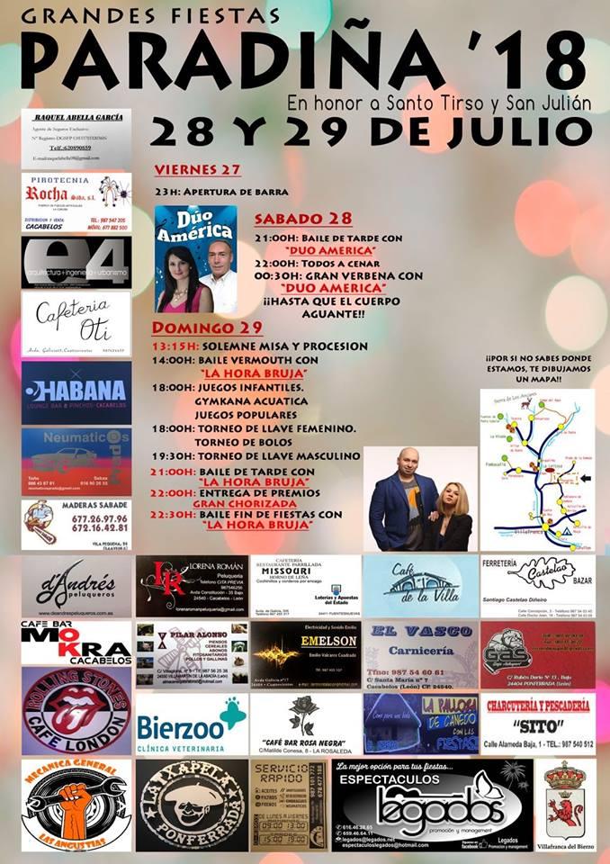 Planes en Ponferrada y El Bierzo para el fin de semana 27 al 29 de julio 2018 11