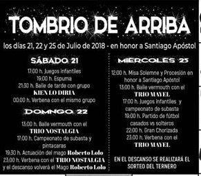 Planes en Ponferrada y El Bierzo para el fin de semana 20 al 22 de julio 2018 15