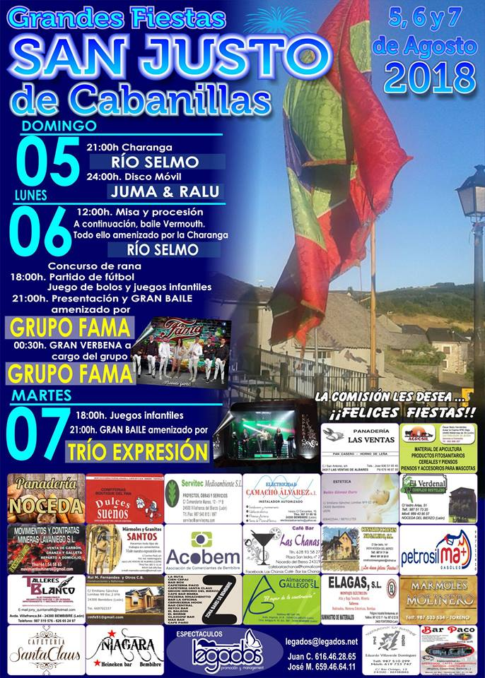 Planes para el fin de semana en Ponferrada y El Bierzo. 3 al 5 de agosto 2018 8