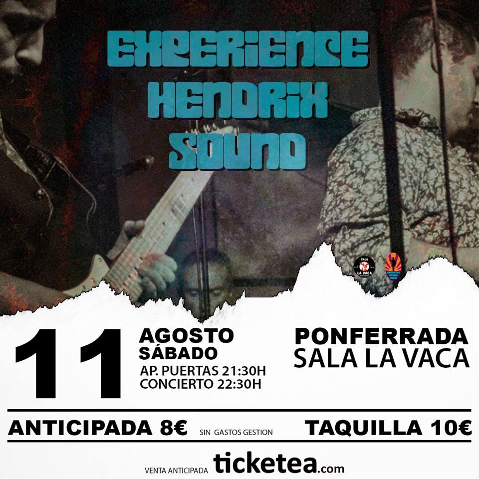 Concierto: 'Experience Hendrix Sound' 2