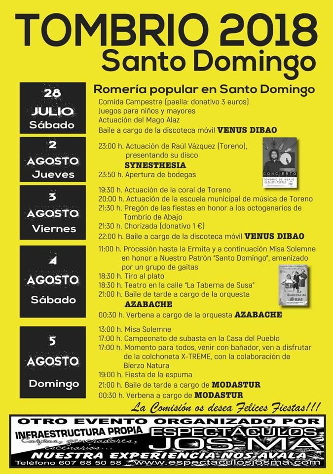 Planes para el fin de semana en Ponferrada y El Bierzo. 3 al 5 de agosto 2018 4