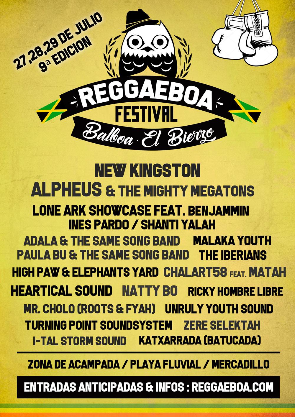 Reggaeboa Festival 2018 2