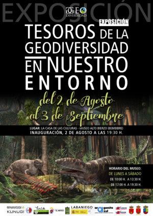Exposición Geodiversidad