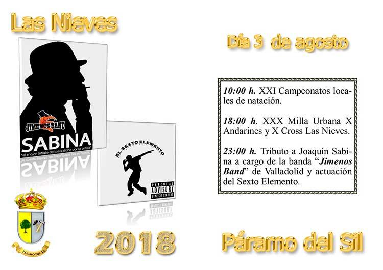 Fiesta de Las Nieves 4