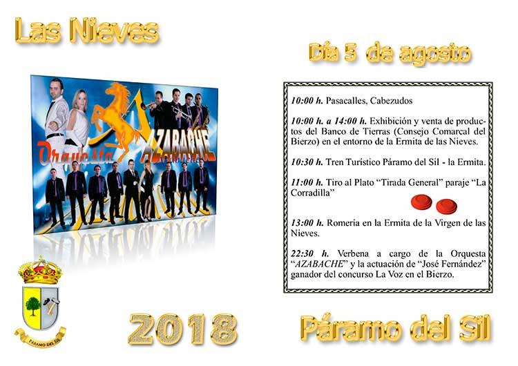 Fiesta de Las Nieves 6