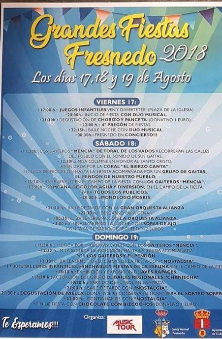 Planes para el fin de semana en Ponferrada y El Bierzo 17 al 19 de agosto 2018 16