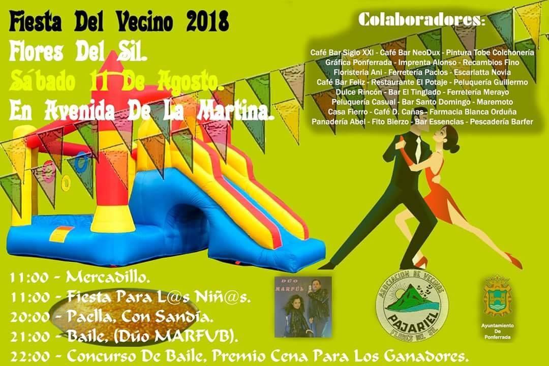 Planes en Ponferrada y El Bierzo para el fin de semana. 10 al 12 de agosto 2018 5