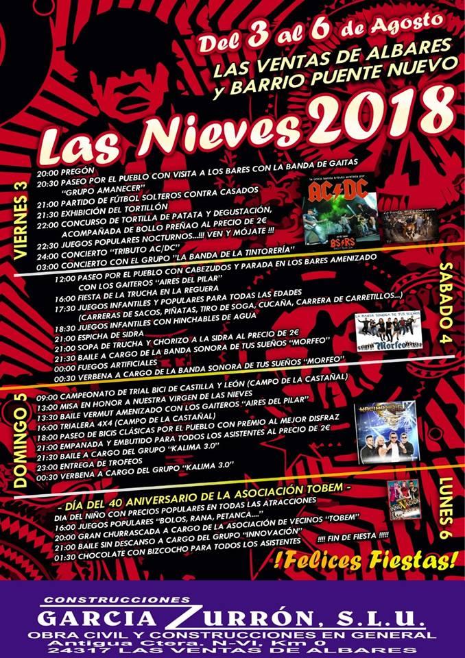 Planes para el fin de semana en Ponferrada y El Bierzo. 3 al 5 de agosto 2018 11