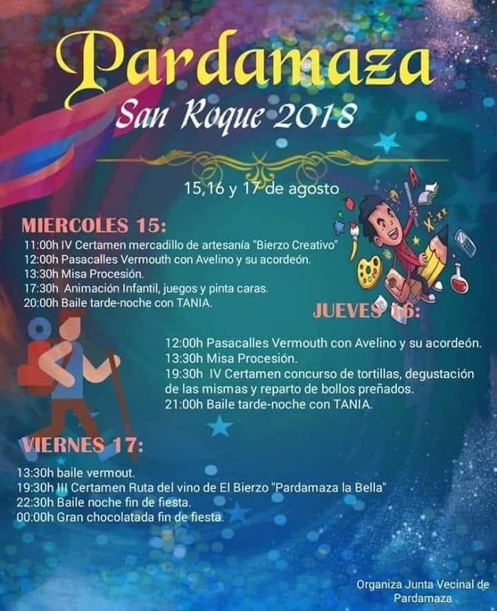 Planes para el fin de semana en Ponferrada y El Bierzo 17 al 19 de agosto 2018 5