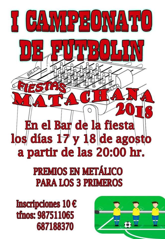 Matachana celebra San Roque 2018 5