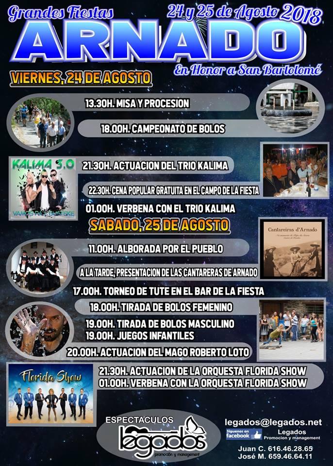 Planes para el fin de semana en Ponferrada y El Bierzo. 24 al 26 de agosto 2018 8