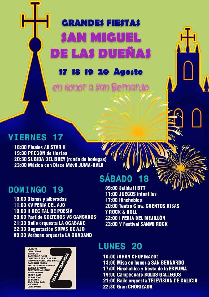 Planes para el fin de semana en Ponferrada y El Bierzo 17 al 19 de agosto 2018 4