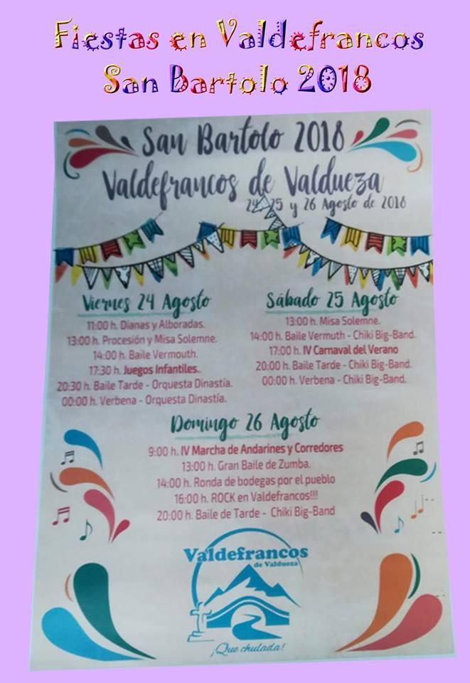Planes para el fin de semana en Ponferrada y El Bierzo. 24 al 26 de agosto 2018 7