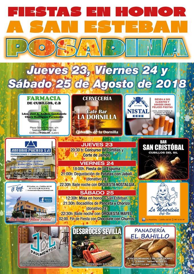 Planes para el fin de semana en Ponferrada y El Bierzo. 24 al 26 de agosto 2018 6